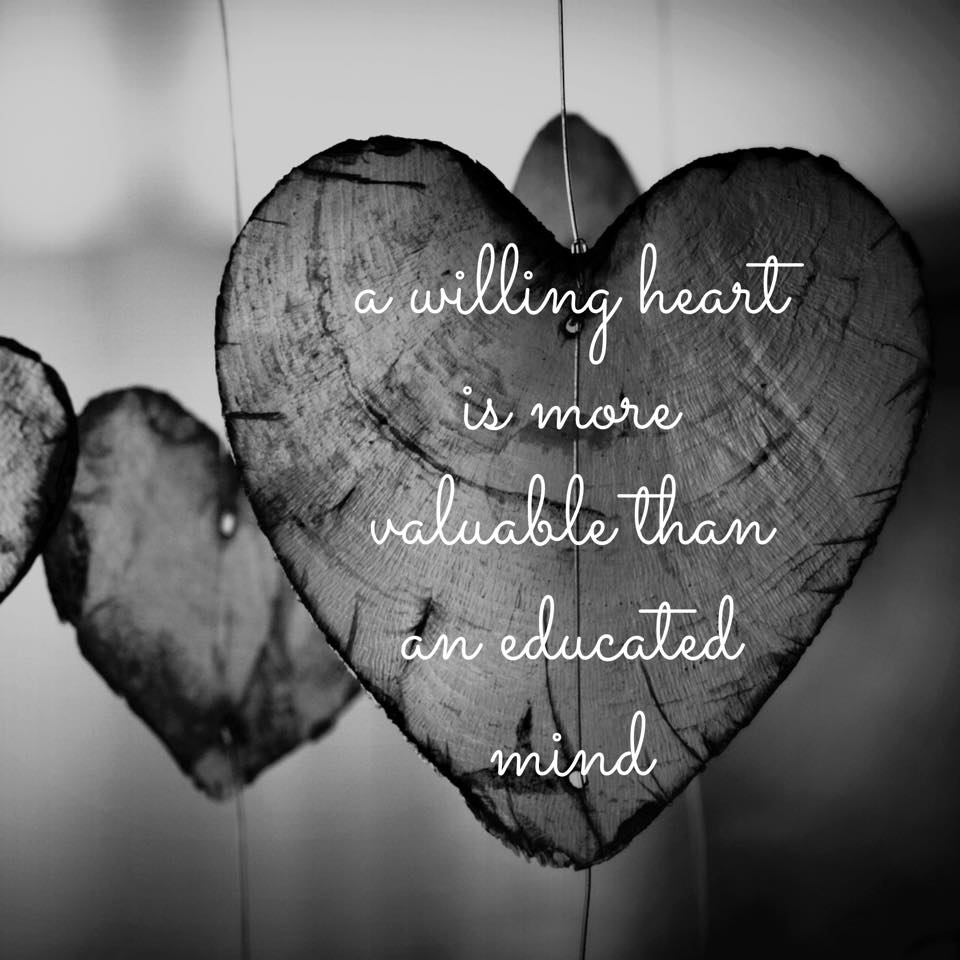 willing heart